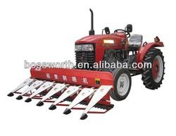 tractor wheat cutting machine