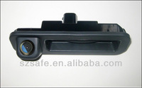 hot selling color cmos high definition tail gate camera for focus custom-mounted into a tail gate handle