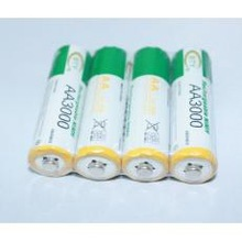 High quality BTY AA 3000 NI-MH 1.2V Rechargeable battery
