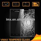 9H 0.26mm Anti Shock Glass screen protector Lenovo k900 OEM/ODM (Glass Shield)