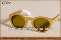 einfache cat eye design aus holz mode brille