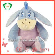 HI EN71 Hot sale EEYORE Plush Toy,christmas plush toys,plush musical christmas toy