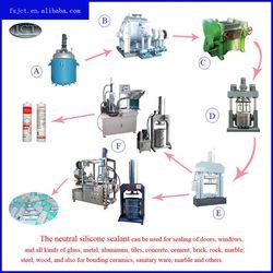 production equipment poliuretan sealant for windscreen autoglass equipment making machine