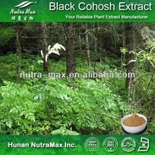 High Quality Black Cohosh Extract Powder Triterpenoidal Saponin