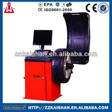 CB-990 LCD Used Wheel Balancing Machine/ Used Wheel Balancer