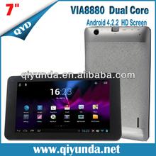 """7"""" 7 inch WM8880 Q88 Dual Core WM 8880 Tablet pc HDMI"""