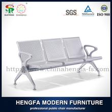Fashion salon row chair ergonomical save place design for sale