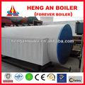 industriales de tipo horizontal de la caldera eléctrica