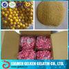 High viscosity bovine skin gelatin powder used for paintball industry 20mesh