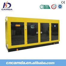 Cummins engine diesel engine sound proof generatorswith CE approved high quality 100kva~5500kva alternator