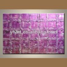 Popular Modern Textured Canvas Painting Art