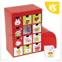 Red 2014 Fashion High Quality Gift Box Drawer box Wholesale