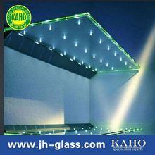 luminescent glassmodern electric lighting glass wall