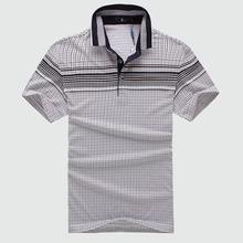 2014 new design polo shirt cotton elastane for men wholesale china