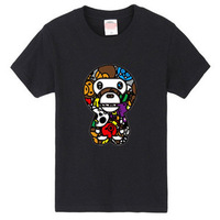 korea Women V Neck T Shirt 2013
