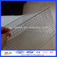 big wire welded type stainless steel wire mesh baskets