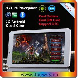 High performance car gps navigation Support 3G Wireless universal gps navigation with bluetooth
