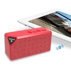unique cubic bluetooth speaker with FM Radio TF Slot