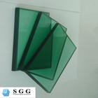 french green glass 3mm factory in shenzhen