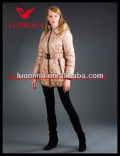 2013 Latest Real Fur Winter Fashion Women high end fashion wholesale clothing