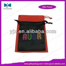 new china custom mature satin pouch bag