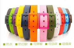 2014 Championship Fantastic Colorful Cintura Da Golf with Ajust Buckles