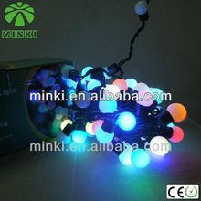 Decorative Mini Christmas Light Bulbs