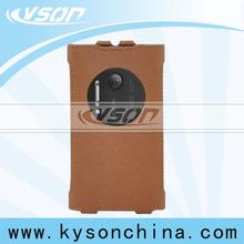 Mouse grain leather case for nokia lumia 1020,for Nokia N1020 case