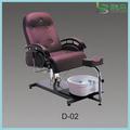 yapin de lujo reclinables footspa pedicura silla del masaje
