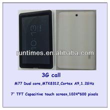 "China factory Cheap Android Wi Fi Dual Core 7"" ATSC Tablet"