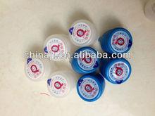 PE plastic cap/55MM smart cap for 5gallon bottle