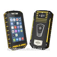 Outdoor waterproof mobile phone IP68 military grade 5 inch smartphone