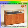 Acrylic & Wooden Watch Display Case for Watches and Jewelry