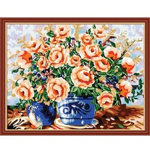 MG186 picture to printing canvas The best oil painting in China