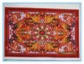 Dua ipek kilim halı, Müslüman halı