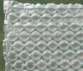 transparente de plástico de la burbuja rollo por inflar mini colchón de aire para embalajesdeprotección