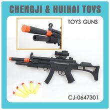 Fresco plástico bo arma elétrica arma de brinquedo para meninos & EN71