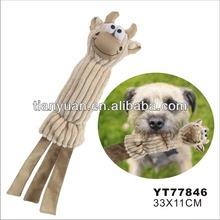 Morbido peluche squalo sorriso cane da compagnia giocattoli denti- yt77846