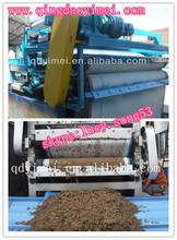 Sludge treatment- Belt type filter press