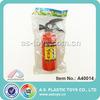 Plastic summer toy fire extinguisher water gun