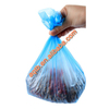 environmental blue dog use disposable hdpe pet waste bag