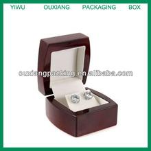 Hot design promotion china manufacturer wood earing box