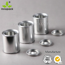 Silver Pail Bucket For Food Chocalate In Low Price