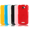 Protection Gel Cover Phone TPU Silicone Case For HTC One X/XL