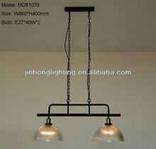 Modern kitchen loft pendant lights