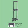 Guangzhou JingXiang Luggage Cart Parts Folding Handle Leather Bag Parts