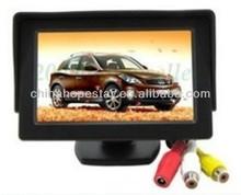 4.3inch TFT Car Rear View LCD Monitor