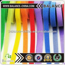 Nylon velcro cable tie roll/soft velcro strap/medical velcro straps