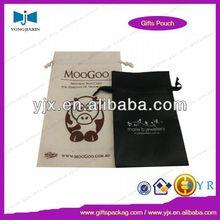 wholesale printed cotton shopper bag