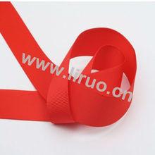 Solid color grosgrain ribbon Decoration